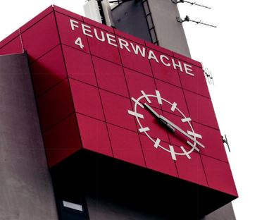 Reliable Communication at the Heart of Saving Lives in this Recent Upgrade at Nuremberg's Fire Station 4