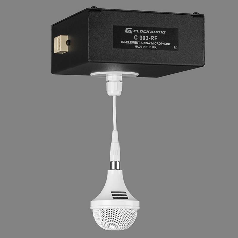 Clockaudio > Products > Suspended > C303W-RF