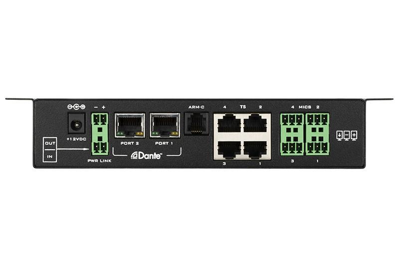 Clockaudio > Products > Dante/Pre Amps/PSUs > CDT 100