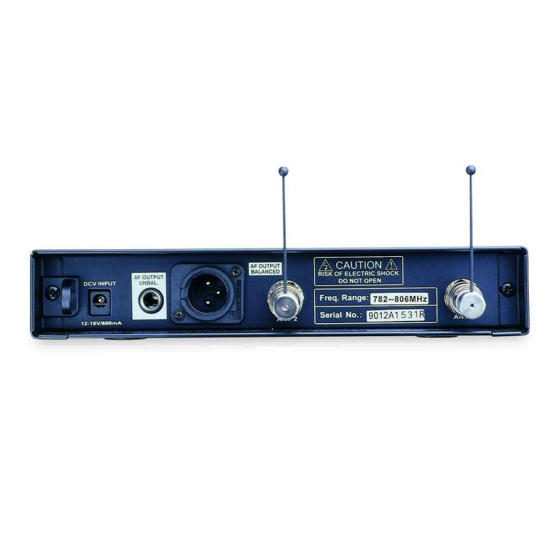 mute af audio amplifier